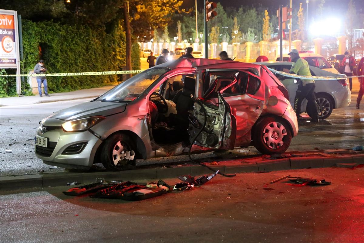 GÜNCELLEME – Sivas'ta trafik kazası: 1 ölü, 6 yaralı
