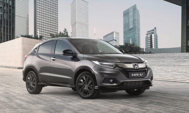 Yeni Honda HR-V Sport Türkiye'de satışa çıktı