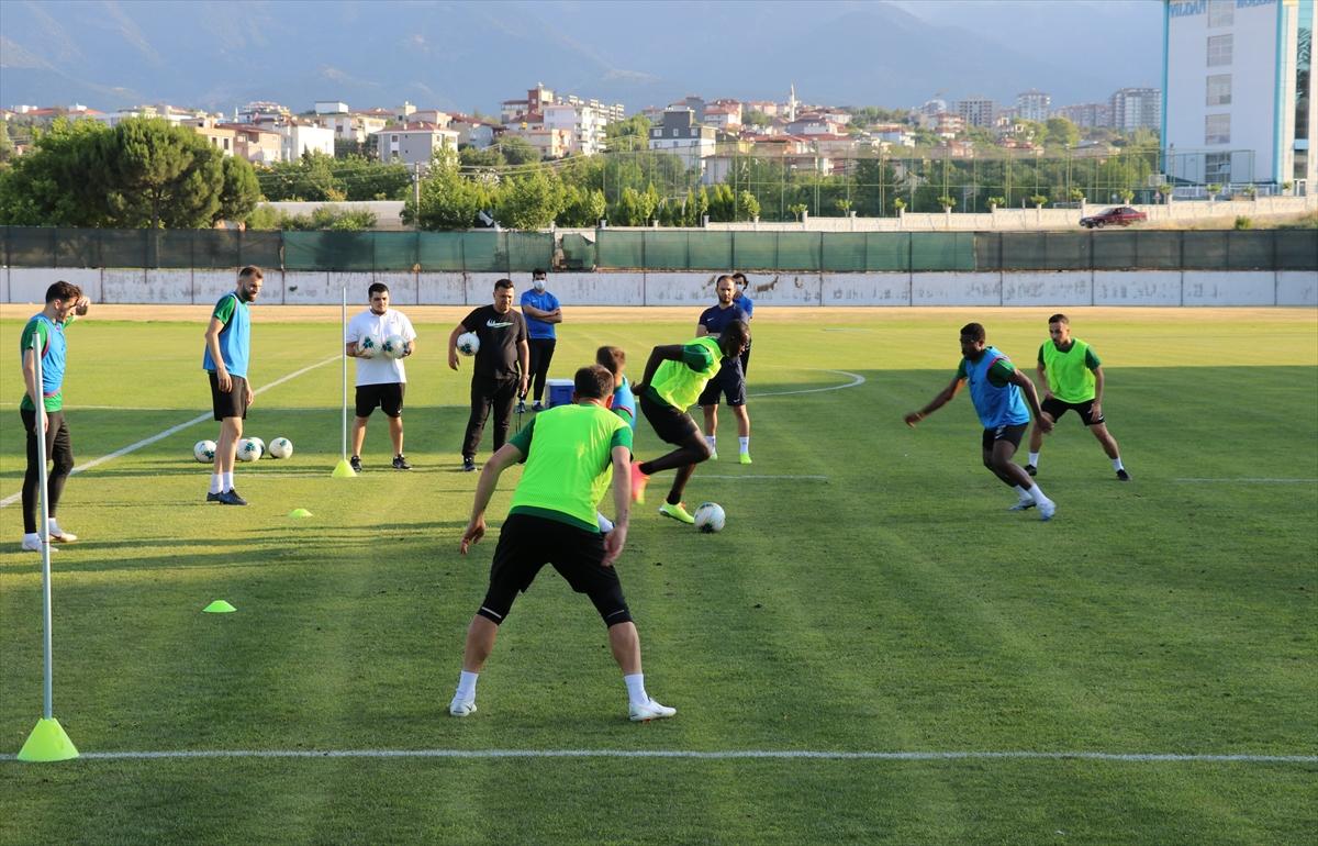 Yukatel Denizlispor, Çaykur Rizespor maçına odaklandı
