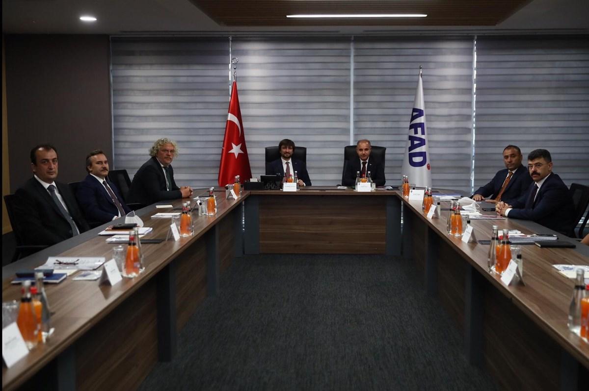 AFAD ile EGM arasında afet ve acil durumalara ilişkin iş birliği protokolü
