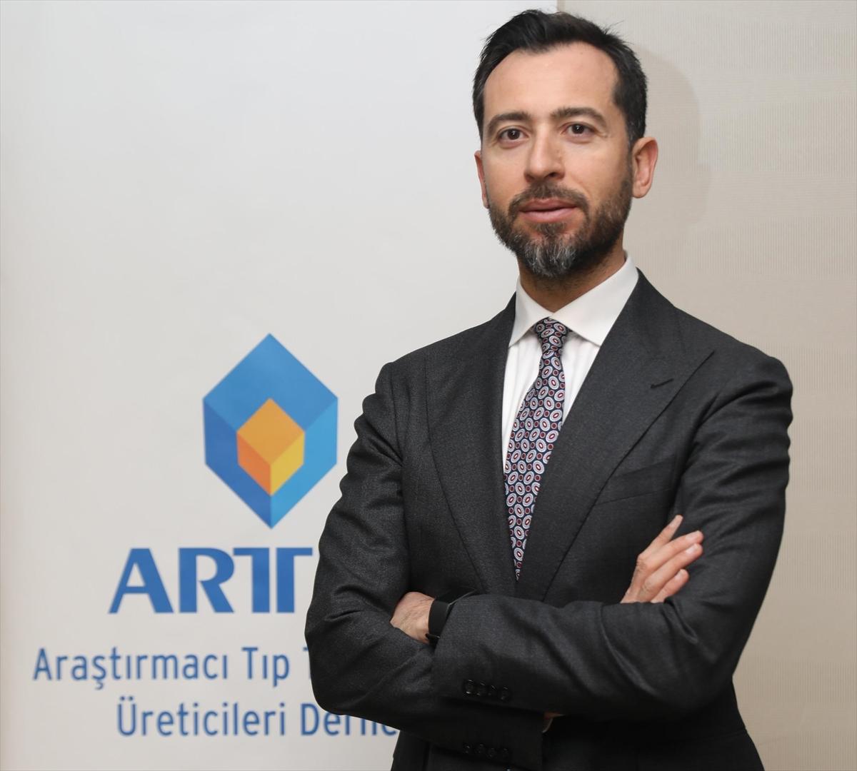 """ARTED Başkanı Ayhan Öztürk: """"Salgın tıbbi cihaz sektörünün önemini ortaya koydu"""""""
