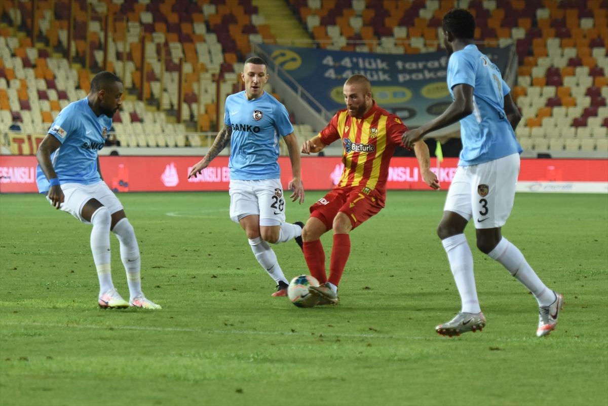 Yeni Malatyaspor, Süper Lig'e veda etti