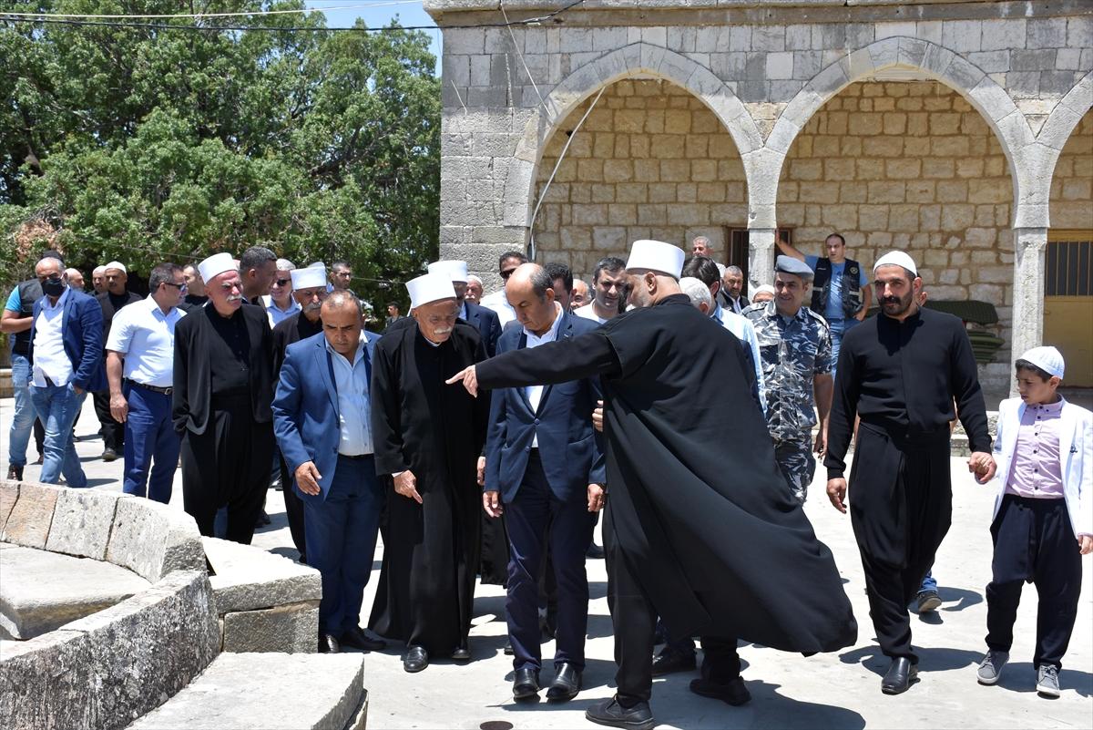 Büyükelçi Çakıl Lübnan'ın Hasbaya bölgesini ziyaret etti