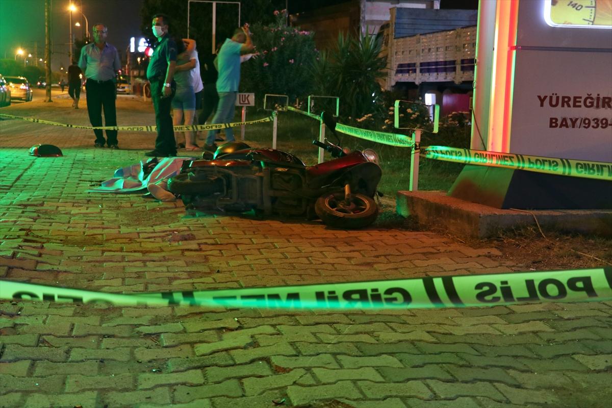 Elektrikli bisikletten düşerek başını kaldırıma çarpan kişi öldü