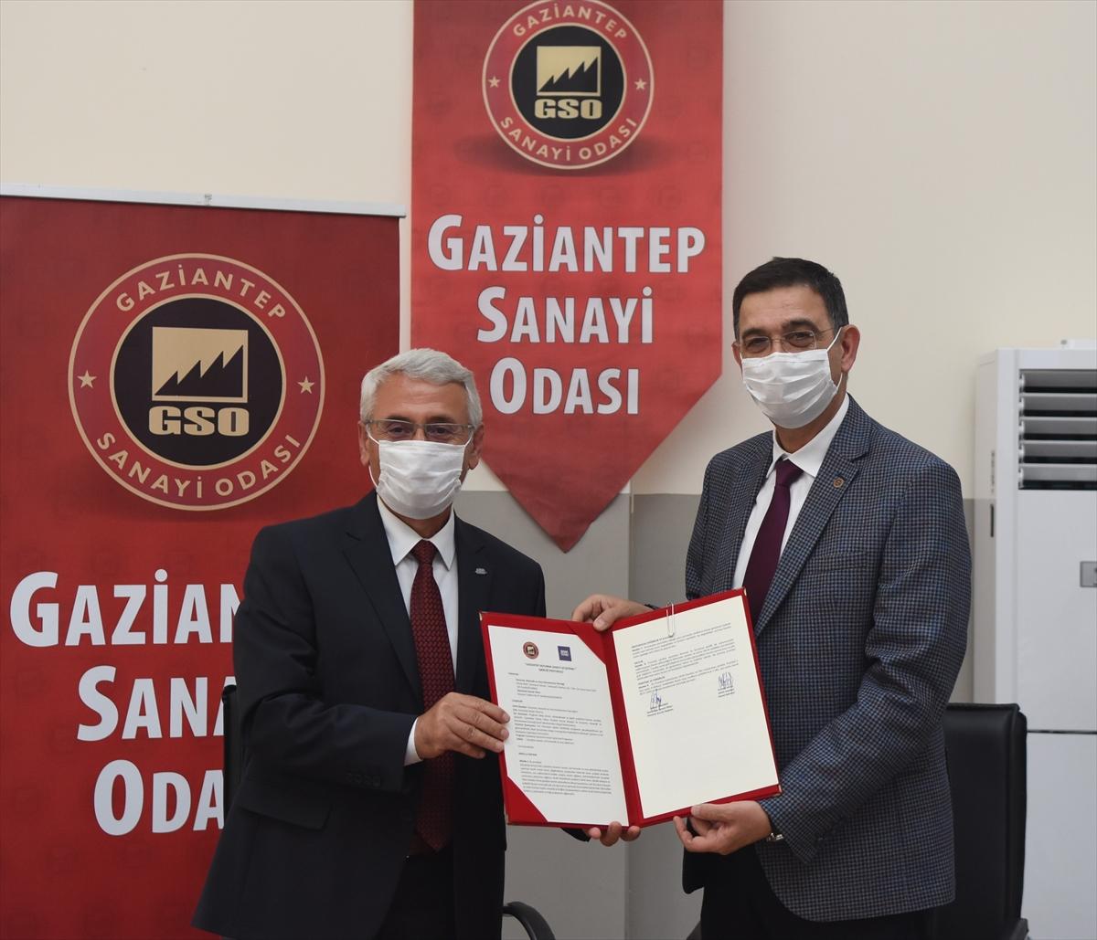 Gaziantep'te SAHA İstanbul irtibat ofisi açıldı