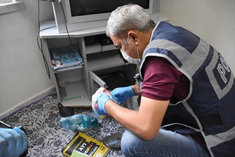Gaziantep'te terör örgütü PKK/KCK'ya yönelik soruşturma