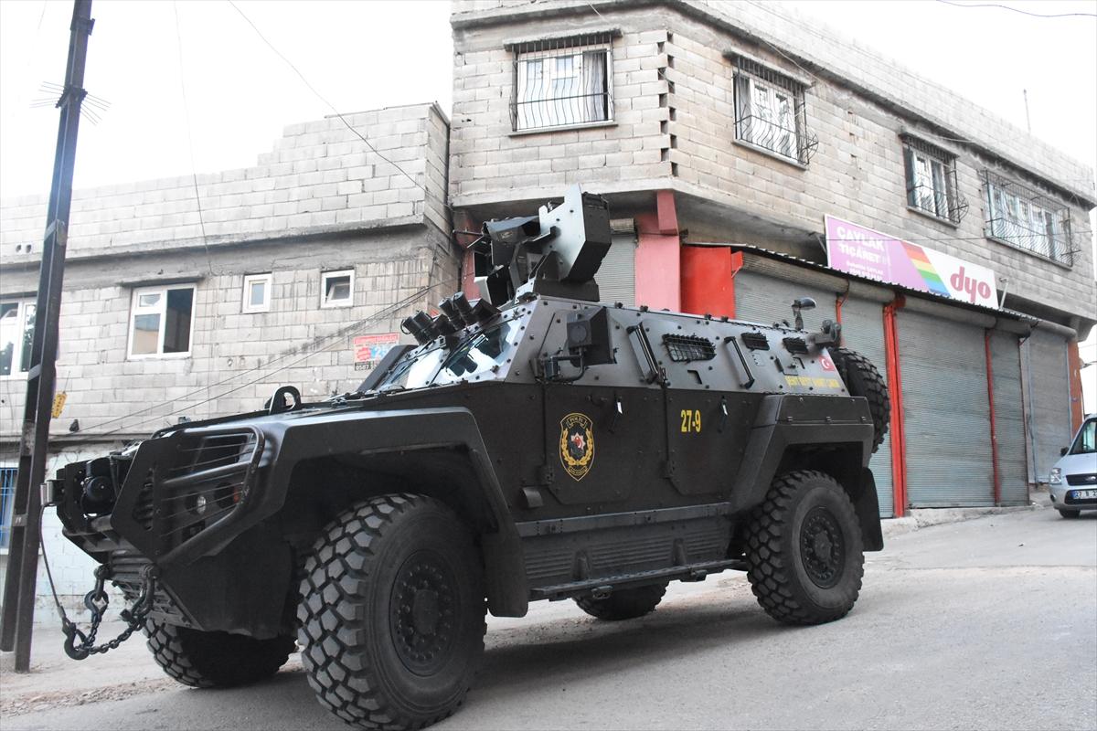 GÜNCELLEME – Gaziantep'te terör örgütü PKK/KCK'ya yönelik soruşturma  ZANLILARIN GÖZALTINA ALINMASI EKLENDİ
