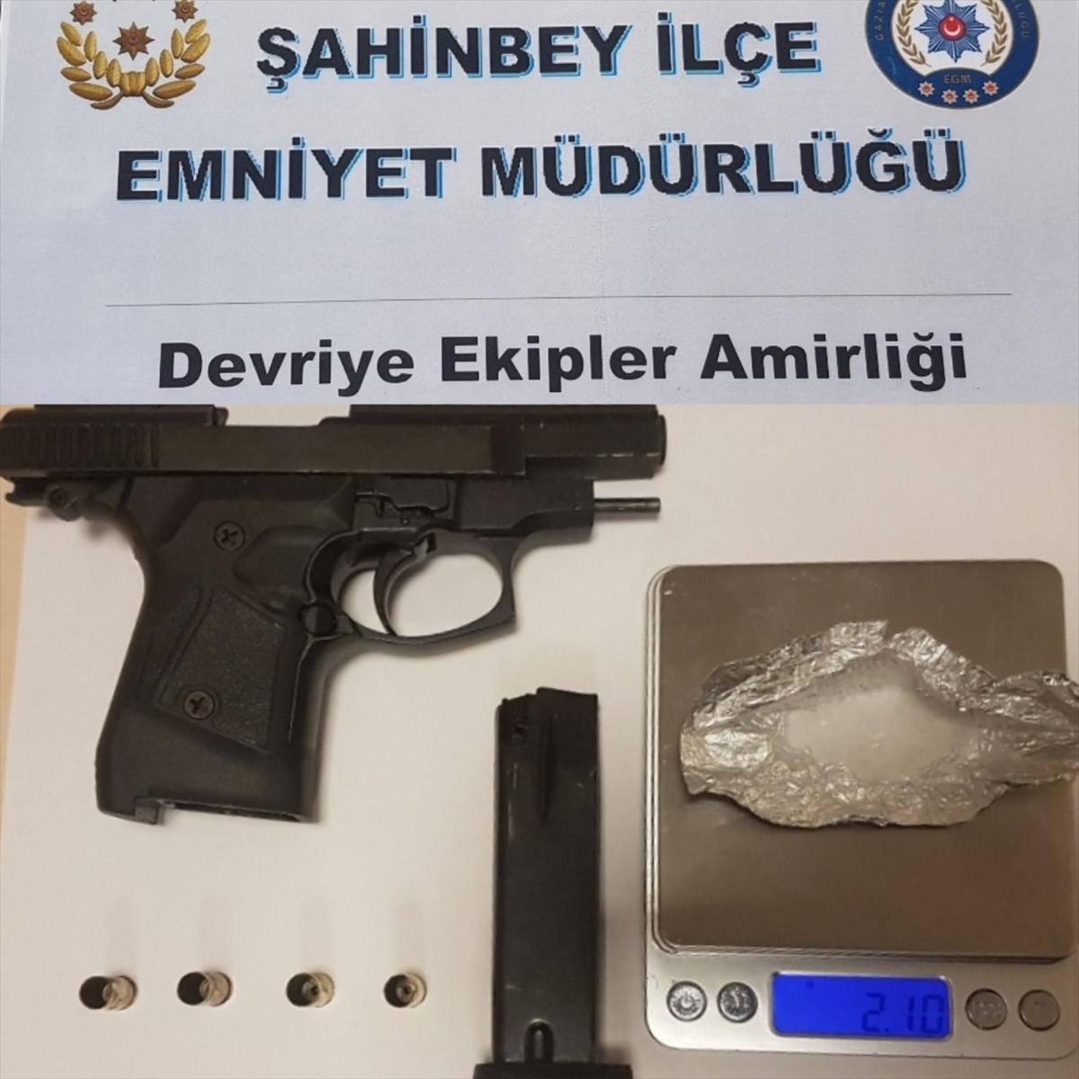 Gaziantep'te uyuşturucu operasyonu: 28 gözaltı