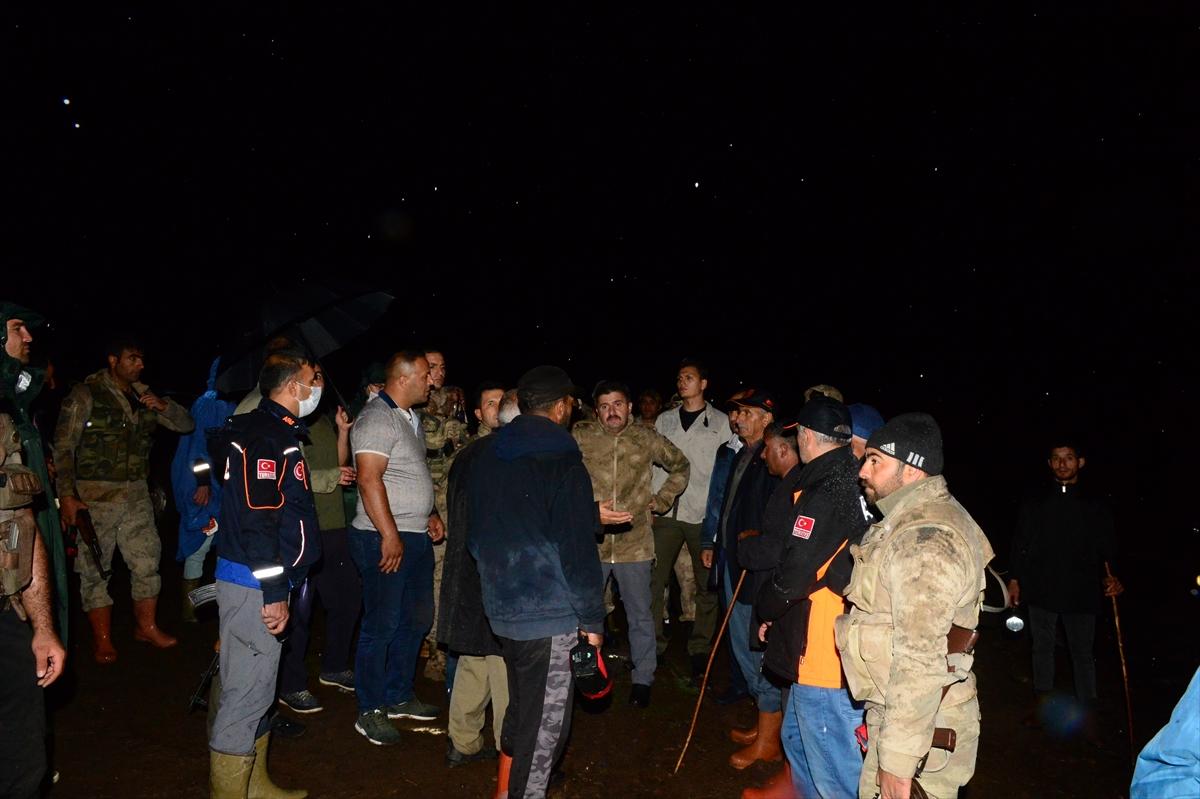 Iğdır'da sel hasara neden oldu