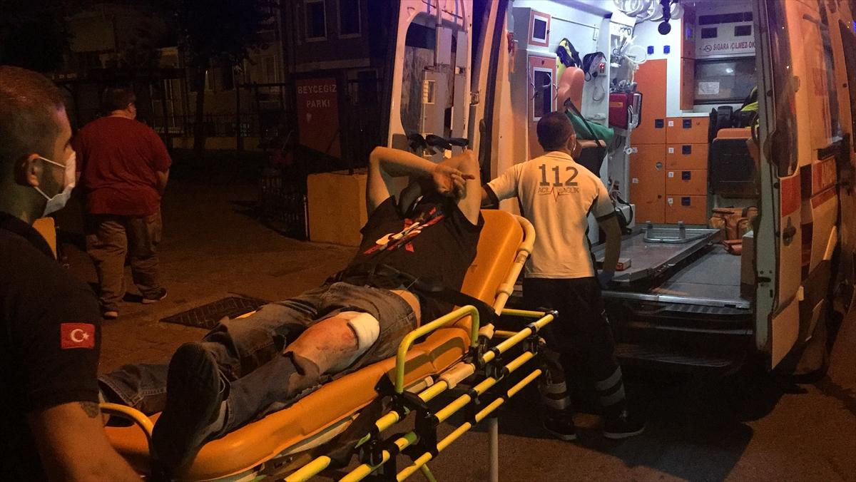 İstanbul'da silahla vurulan 2 kişi yaralandı