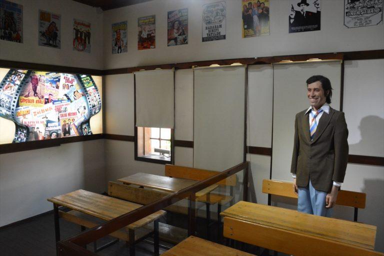 Malatya'daki Kemal Sunal anı odasında ziyaretçi yoğunluğu