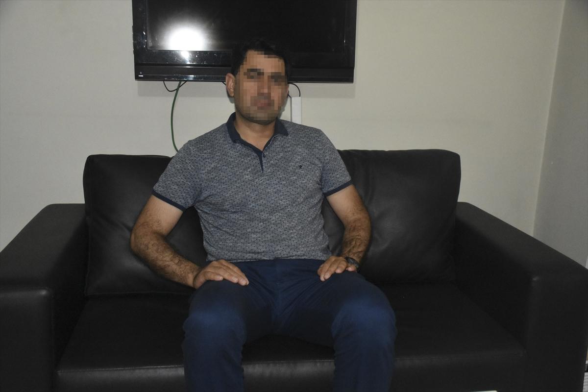 Şırnak'ta görevinden uzaklaştırılan kamu görevlisinin tutuklanması