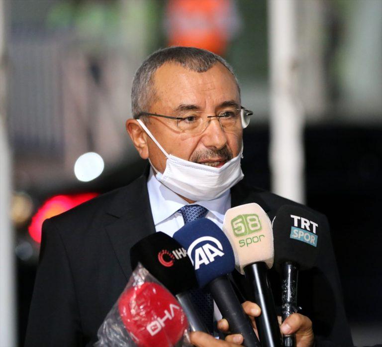 TFF Yönetim Kurulu Üyesi İsmail Erdem'den Sivas'a milli maç müjdesi:
