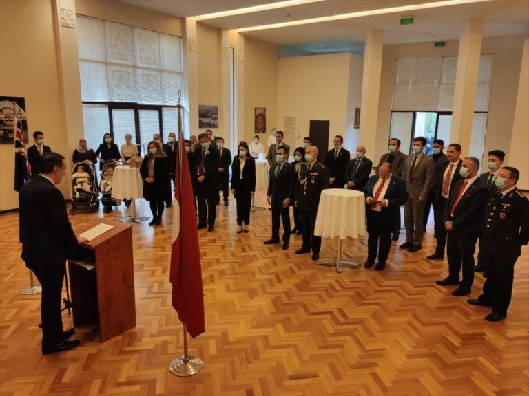 """Türkiye'nin Canberra Büyükelçisi Karakoç: """"FETÖ Avustralya için de ciddi bir tehdittir"""""""