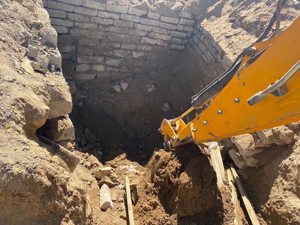 Van'da patlayıcı yapımında kullanılan 3 ton gübre ele geçirildi