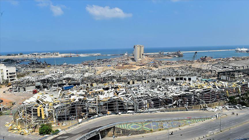Beyrut Limanı'yla birlikte Lübnan'daki Fransız manda düzeni yıkıldı