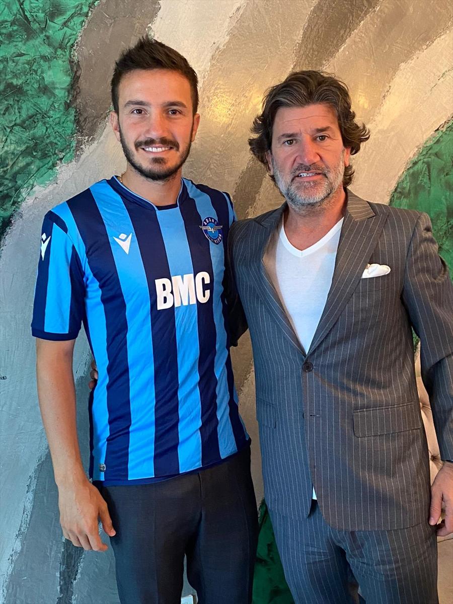 Adana Demirspor, savunma oyuncusu Anıl Karaer'i transfer etti