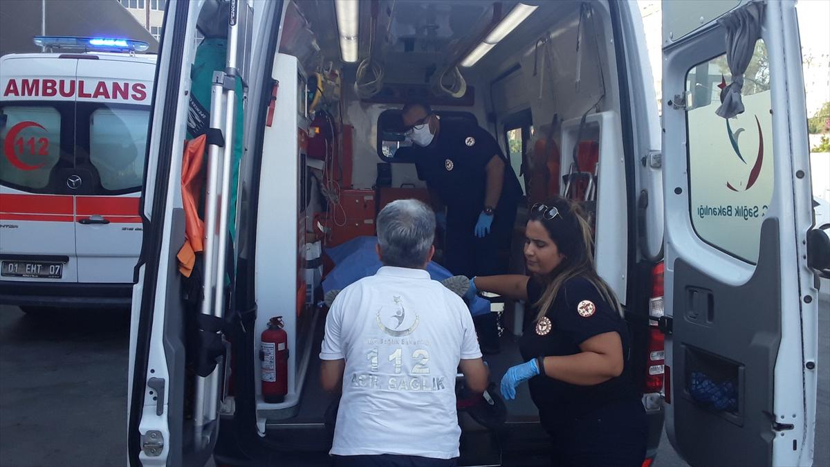 GÜNCELLEME – Adana'da boğulma tehlikesi geçiren kişi hastanede öldü