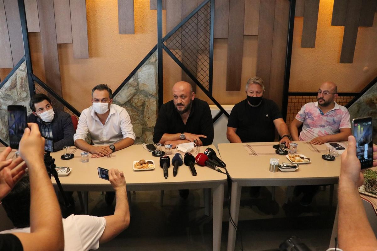 Boluspor'da Abdullah Abat başkan adaylığını açıkladı