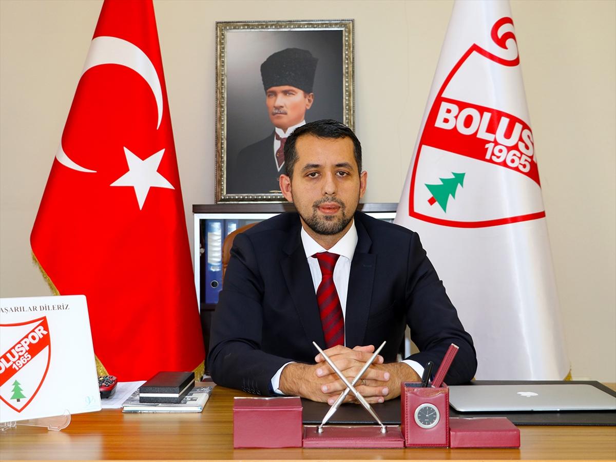 Boluspor'da sportif direktörlüğe Barbaros Gözneli getirildi
