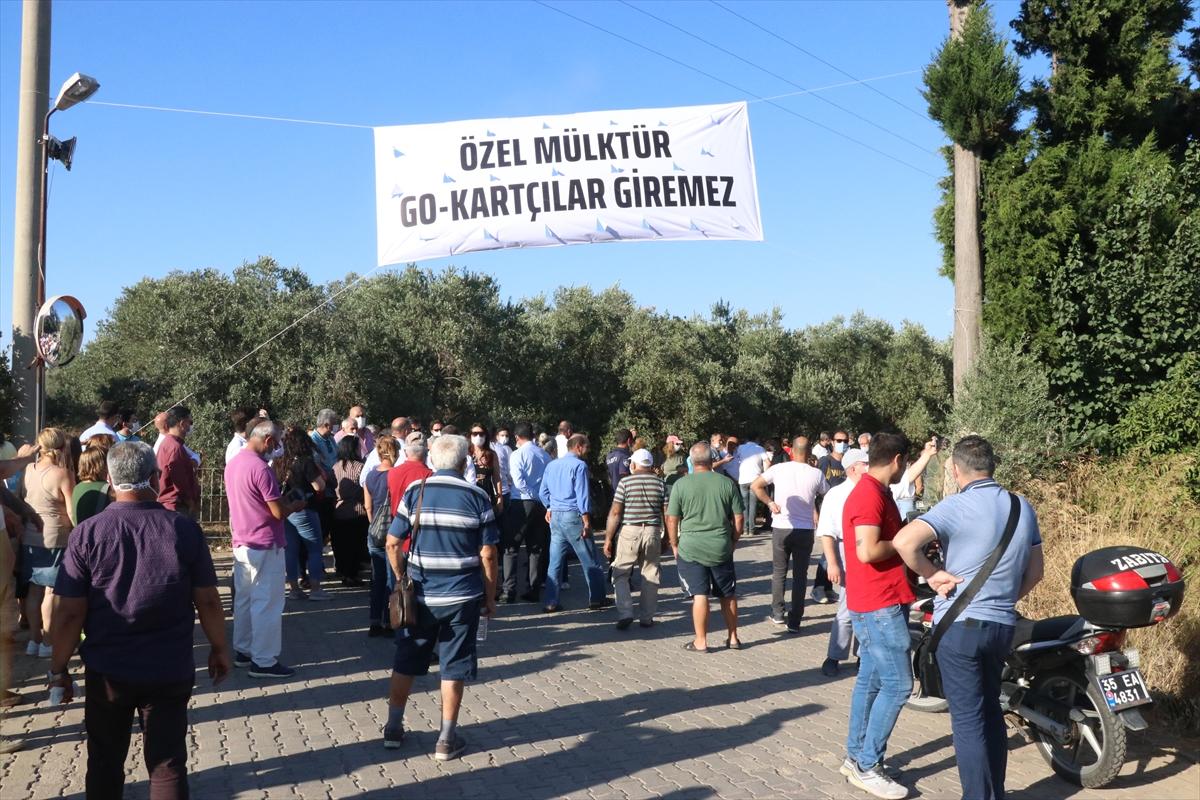 CHP'li Ali Öztunç'tan İzmir'de yapımı planlanan go-kart pistiyle ilgili açıklama: