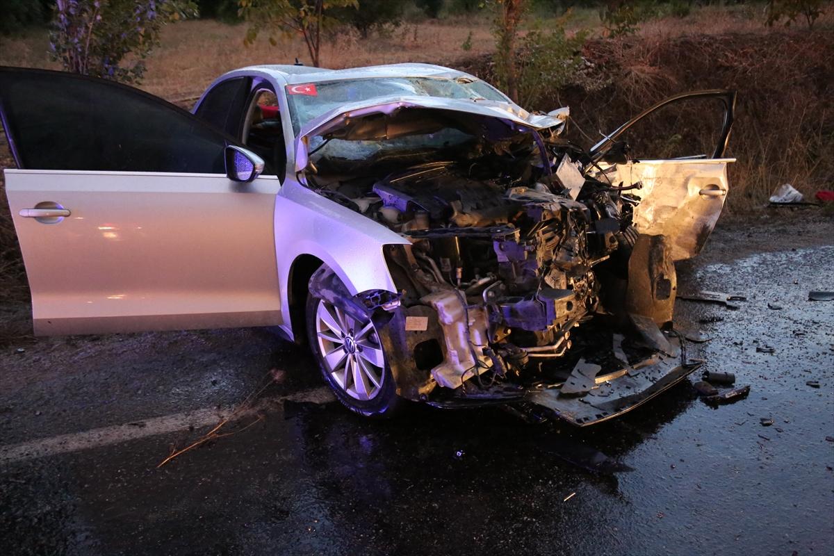 GÜNCELLEME - Denizli'de zincirleme trafik kazasında 2 kişi öldü -
