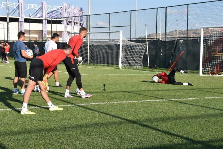 Fraport TAV Antalyaspor'da yeni sezon hazırlıkları sürüyor