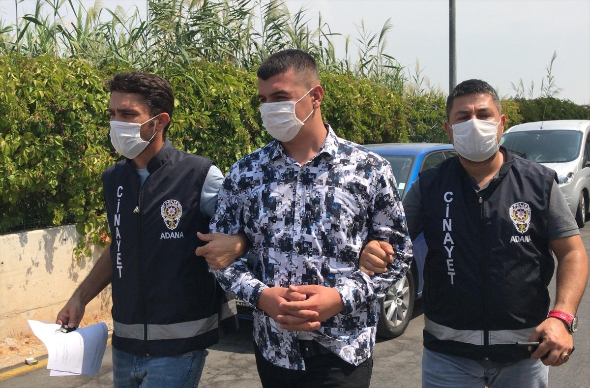 Adana'da iş arkadaşını tabancayla kazara vurduğu iddia edilen şüpheli tutuklandı
