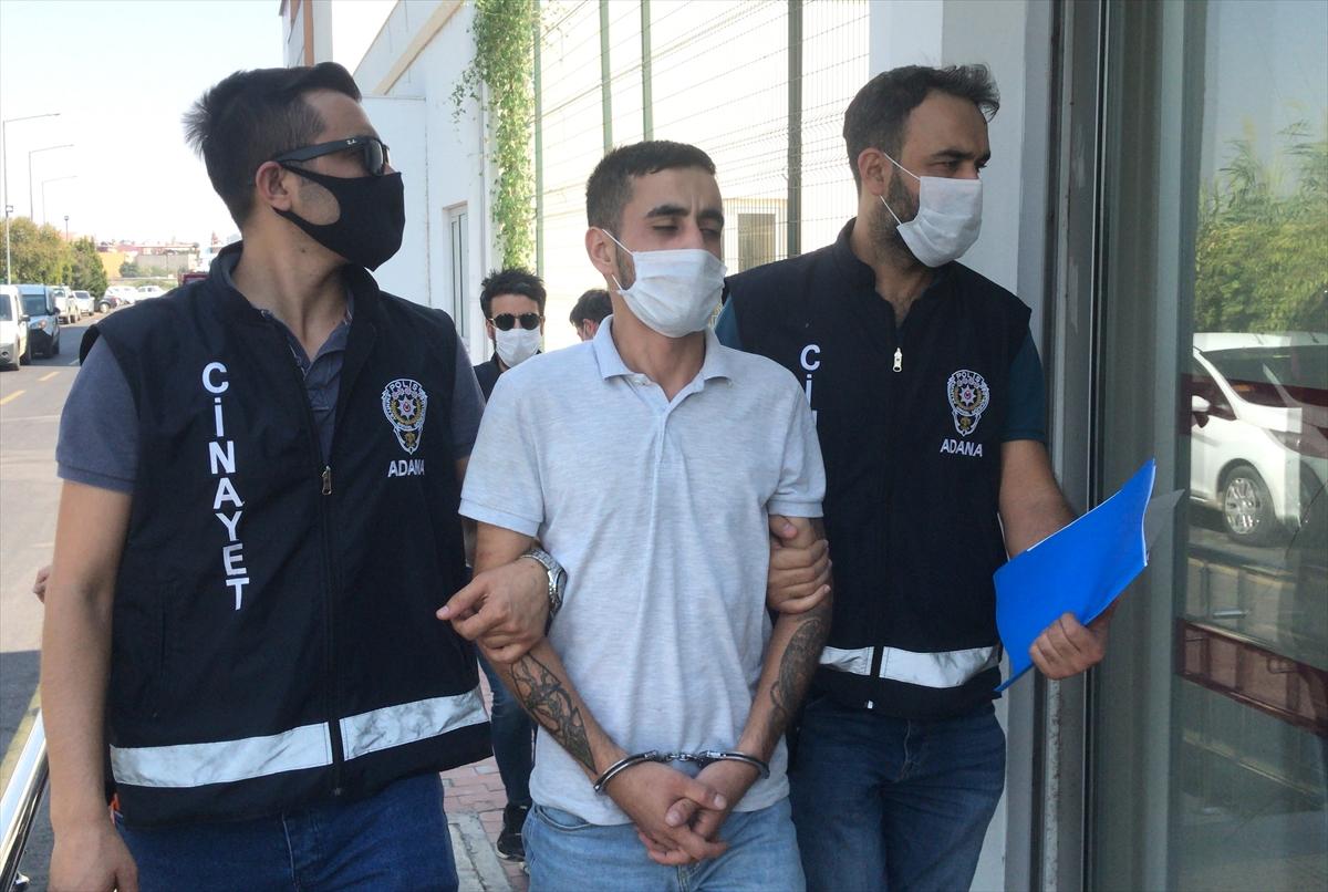 Adana'da sosyal medyada tartıştığı arkadaşını silahla yaraladığı iddia edilen kişi tutuklandı