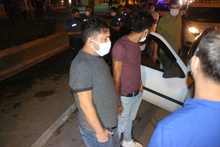 Babasından otomobilini kaçıran genç Adana'da yakalandı