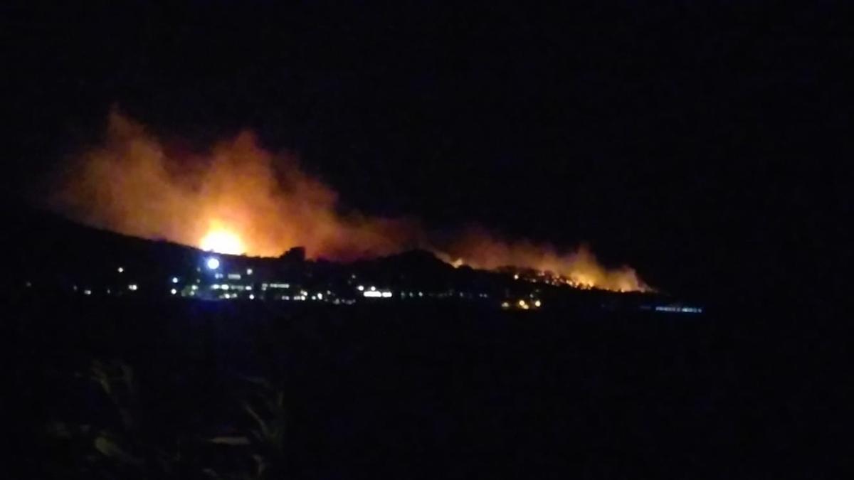 GÜNCELLEME – Balıkesir'de orman yangını