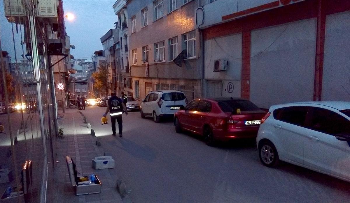 Bayrampaşa'da silahlı kavgada 1 kişi yaralandı
