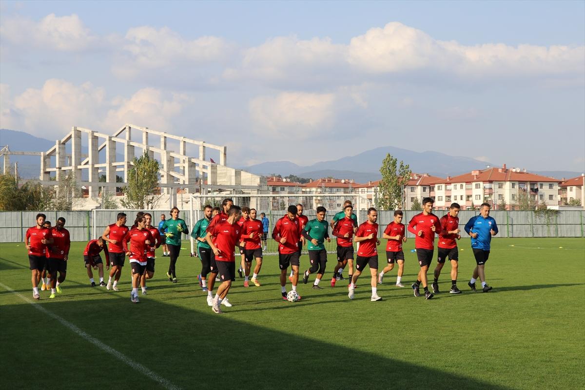 Beypiliç Boluspor, Altınordu maçına odaklandı