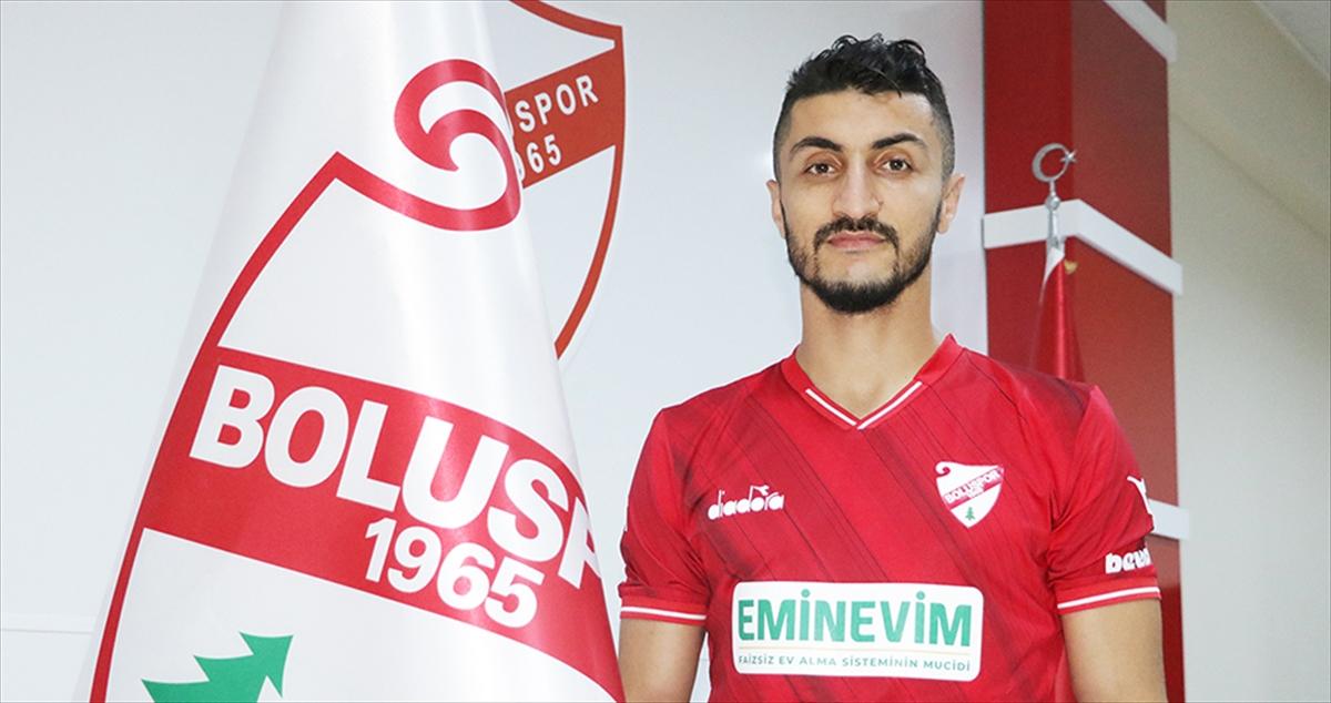 Beypiliç Boluspor, Araz Abdullayev'i renklerine bağladı