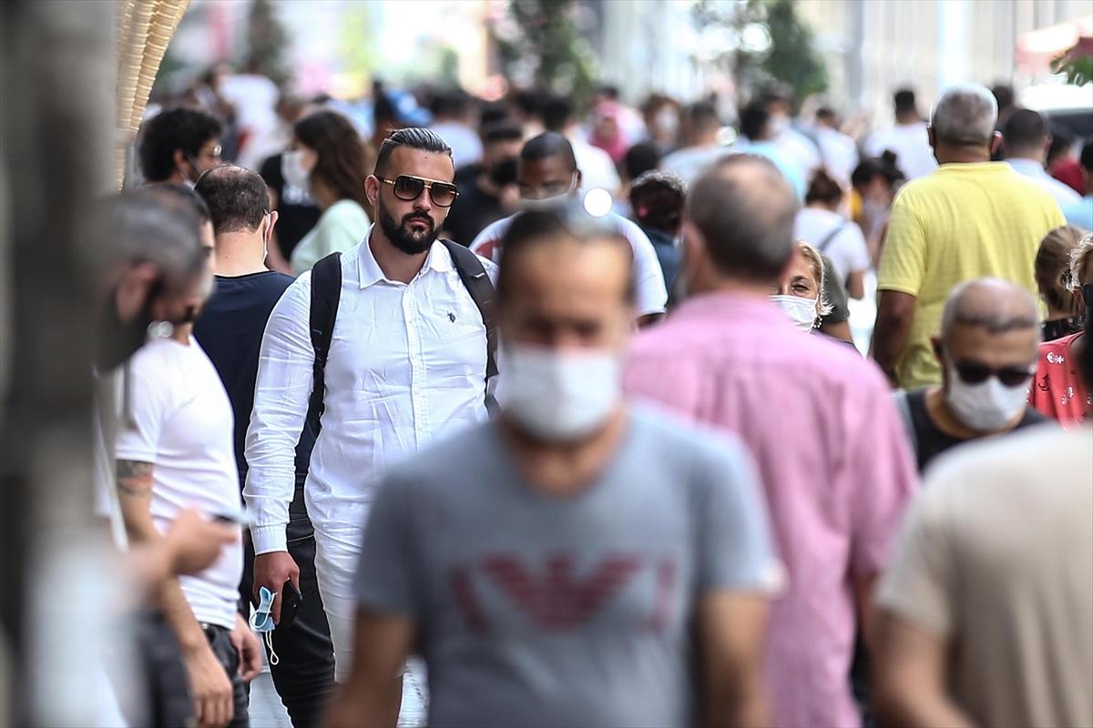 İstanbullular maske kuralına çoğunlukla uydu