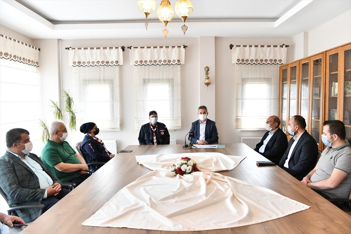Mamak Belediyesi ile Türkiye İzcilik Federasyonu arasında iş birliği protokolü