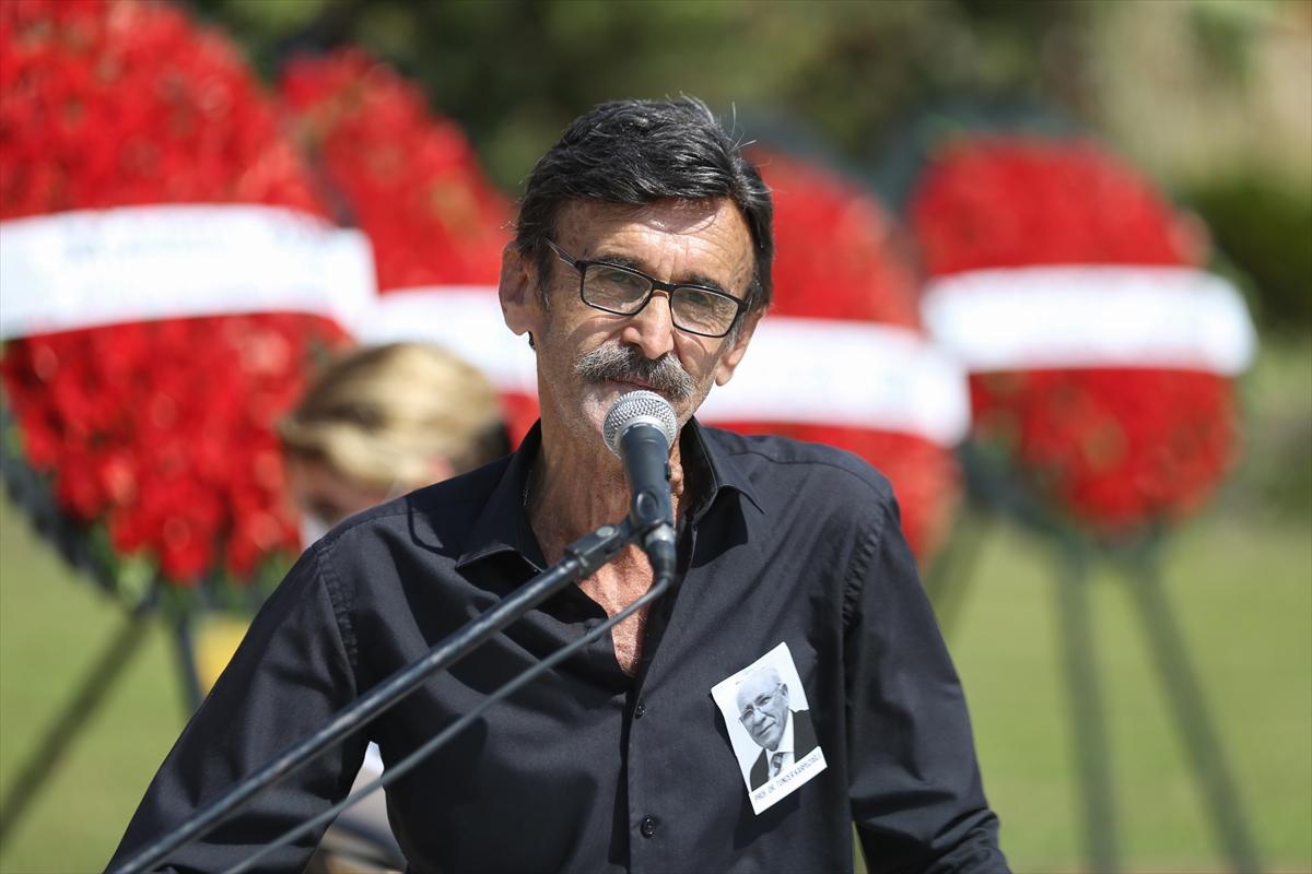 Organ ve doku naklinin öncülerinden Prof. Dr. Karpuzoğlu, son yolcuğuna uğurlandı