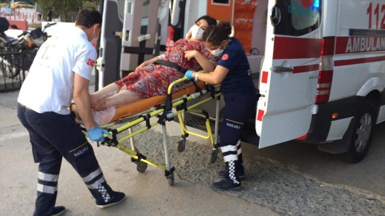 Samsun'da tartıştığı kızını bıçaklayan baba gözaltına alındı