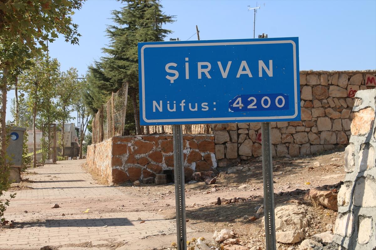Siirt'in Şirvan ilçesi Kovid-19 nedeniyle karantinaya alındı