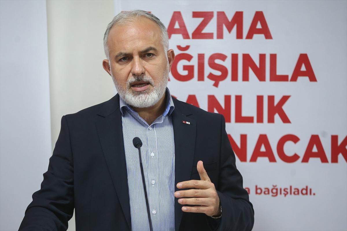 """Türk Kızılay: """"Günlük kan ihtiyacını karşılama noktasında sıkıntıdayız, düzenli kan bağışı sürmeli"""""""