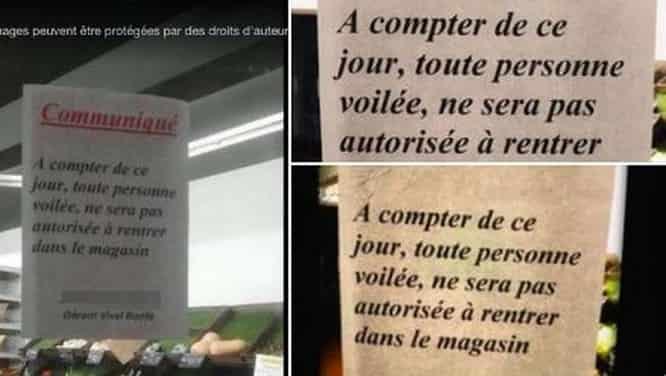 Fransa'da Markette Ayrımcılık: Başörtülülerin Girişini Yasakladı