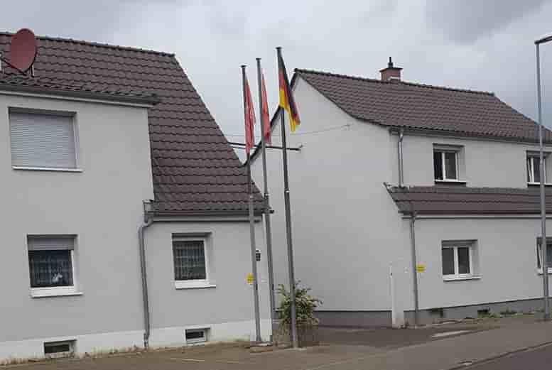 Schwetzingen 'DİTİB Erdemli Kız Öğrenci Evi' hizmete açıldı