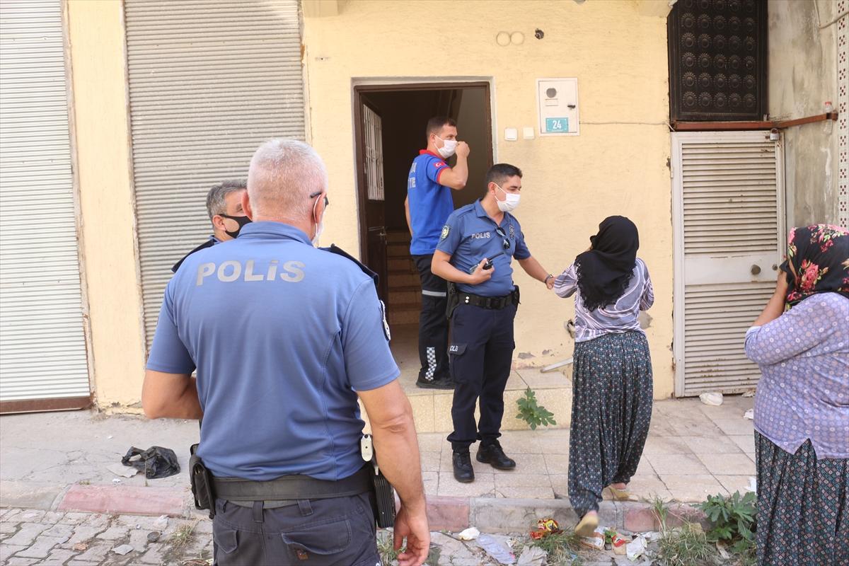 Adana'da birlikte yaşadığı arkadaşını öldürüp kaçtığı iddiası