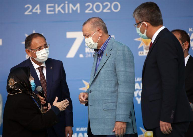 Cumhurbaşkanı Erdoğan, AK Parti Kayseri 7. Olağan İl Kongresi'nde konuştu: (2)