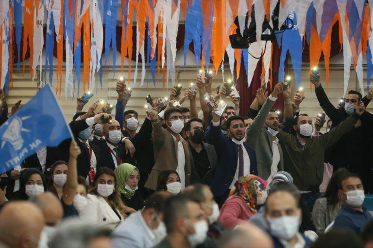 AK Parti Körfez İlçe Gençlik Kolları 6. Olağan Kongresi yapıldı