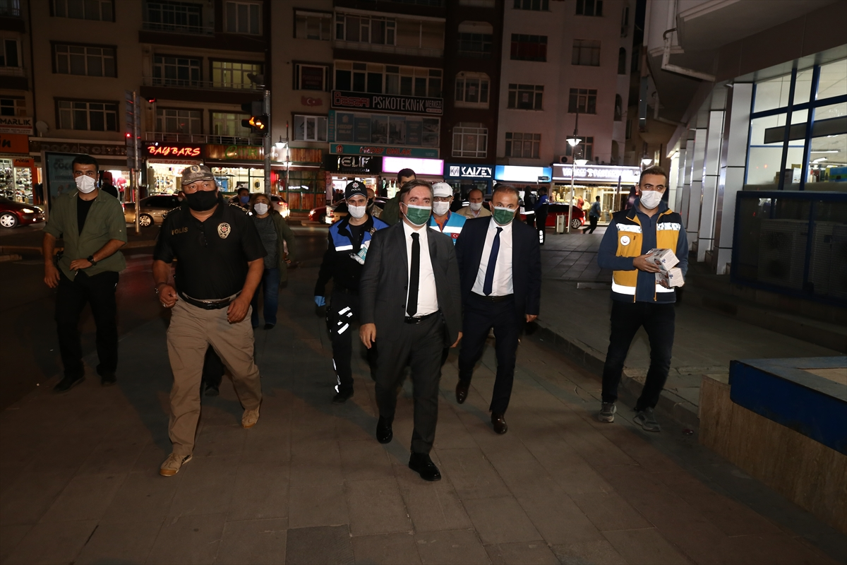 Aksaray Valisi Aydoğdu'dan sağlık çalışanının darbedilmesine ilişkin açıklama: