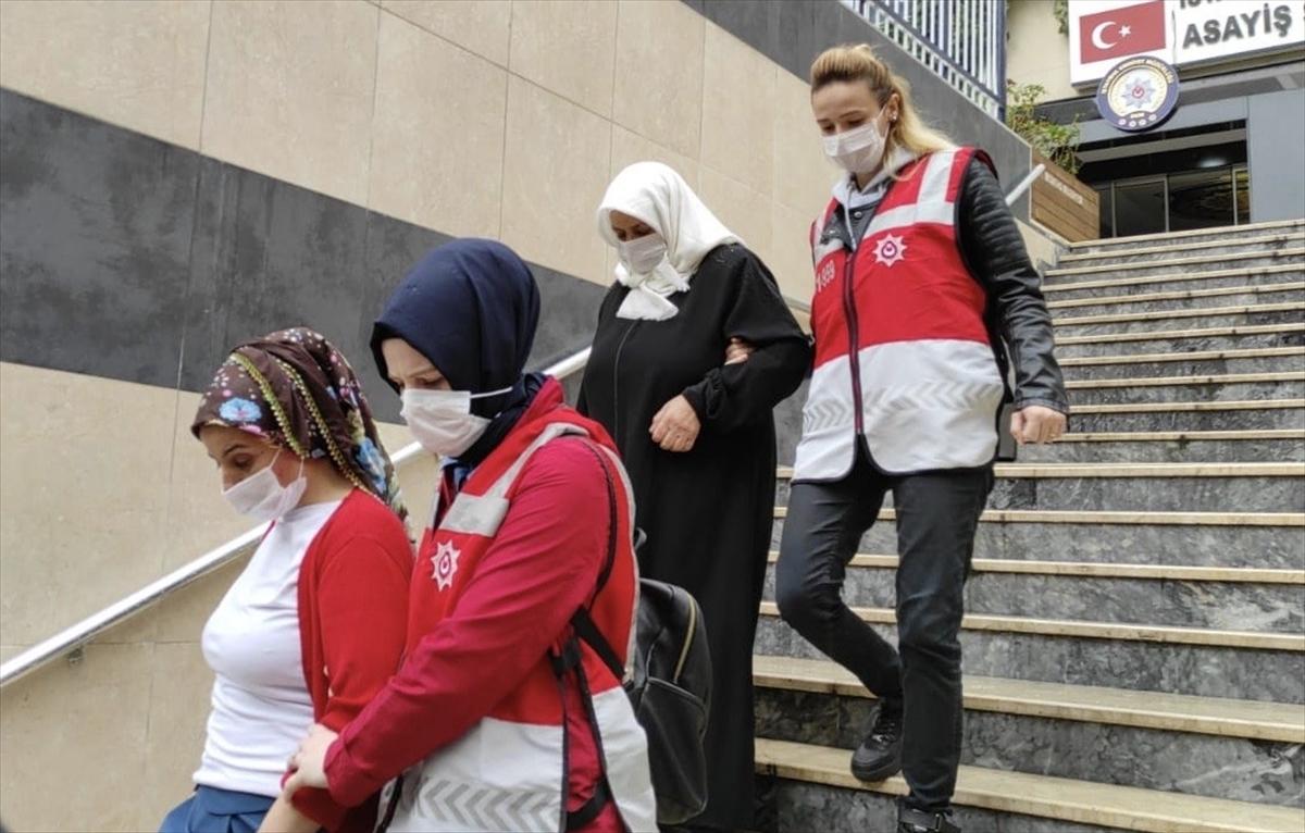 Beyoğlu'ndaki silahlı kavgaya karışan 12 şüpheliden 5'i tutuklandı
