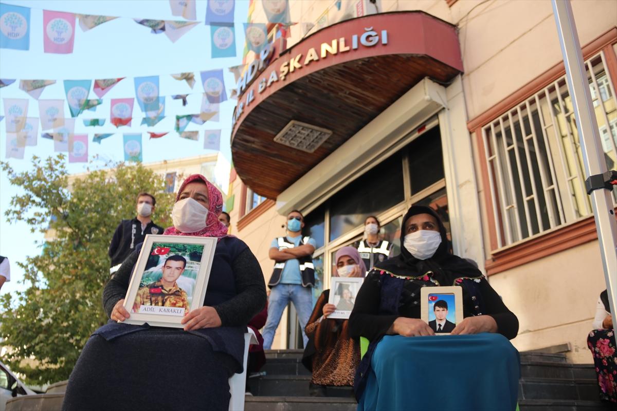 Diyarbakır annelerinden kendilerine hakaret eden HDP Milletvekili Tosun'a tepki