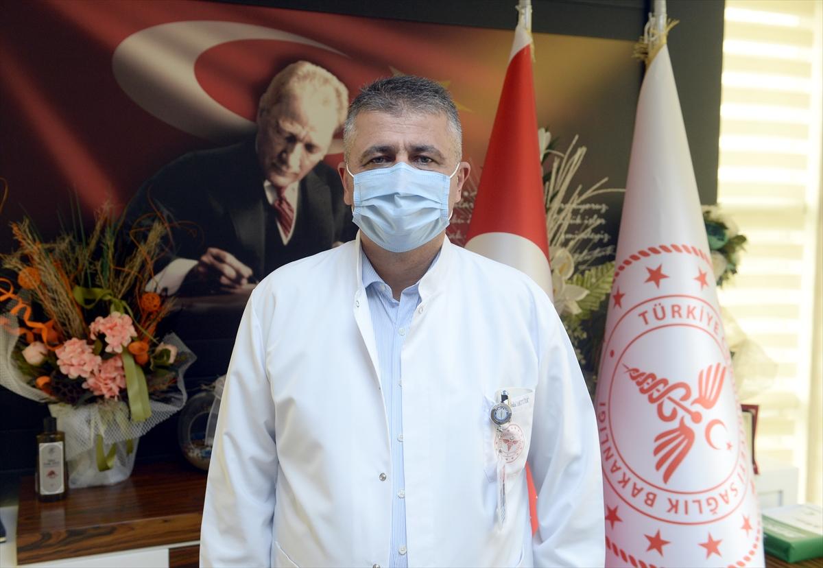"""DOKTORLAR KOVİD-19'LA SAVAŞI ANLATIYOR – """"Hastaların bakışından hastalığın ağırlığını ve şiddetini hissediyorsunuz"""""""