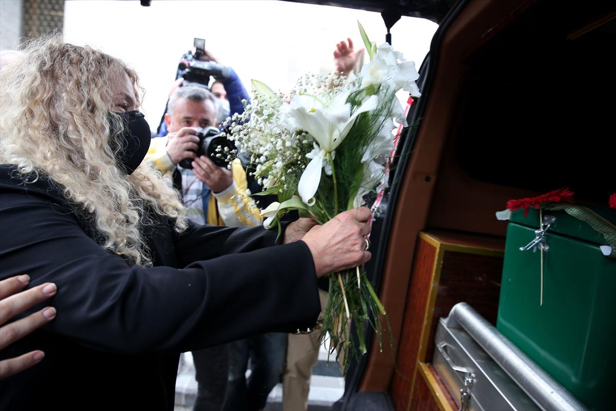 Gazeteci yazar Bekir Coşkun için cenaze töreni düzenlendi